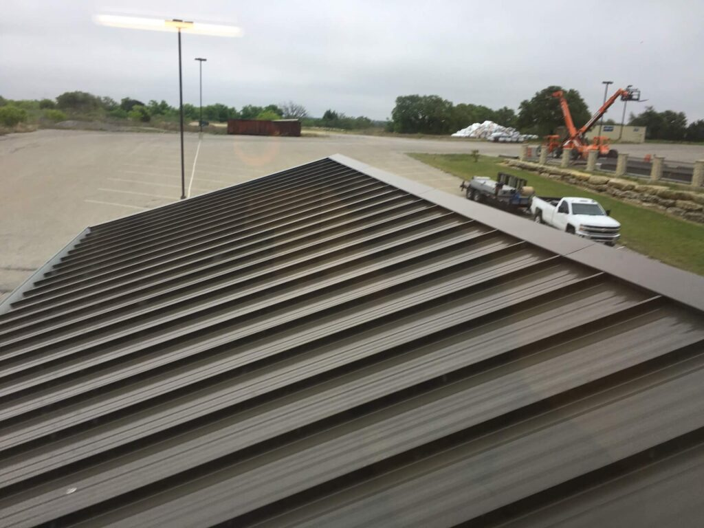 Tapered Panels Metal Roof-Cape Coral Metal Roofing Elite Contracting Group